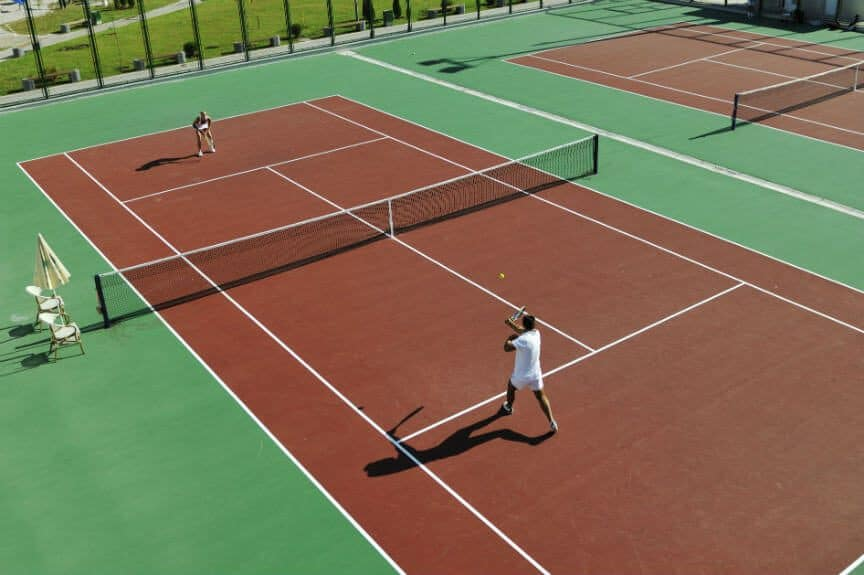 Tennis For Beginners >> Tennis Rules Guide To Scoring And Tennis Basics Tennis 4
